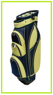 Greg Norman Key Largo golf cart bag