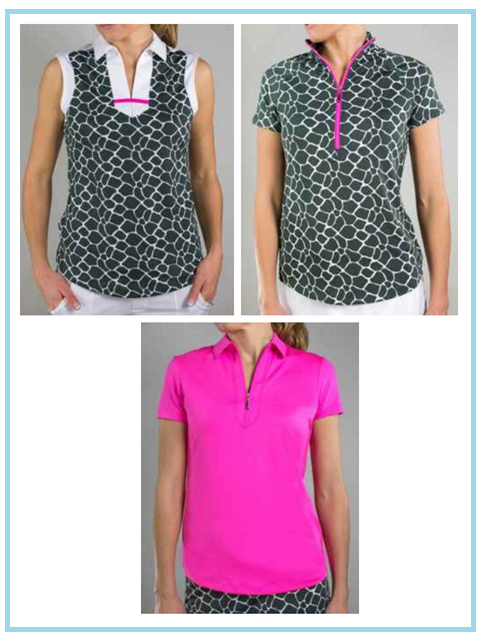 JoFit Mojito ladies golf shirts