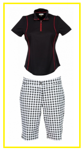 Greg Norman Checkmate collection ootd3