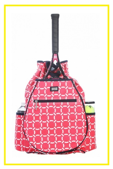 Ame & Lulu Ladies Tennis Backpacks - Cabana