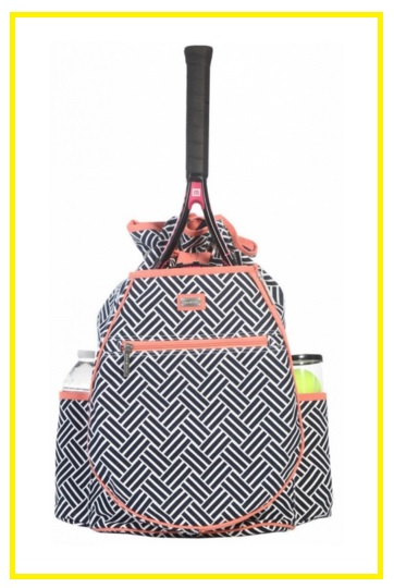 Ame & Lulu Ladies Tennis Backpacks - Nantasket