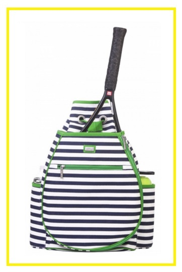 Ame & Lulu Ladies Tennis Backpacks - Piper