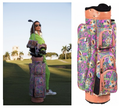 Cutler Sports Ladies Golf Cart Bags - Rio