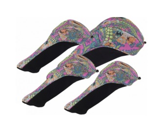 Cutler Sports Ladies Golf Headcover Sets - Rio