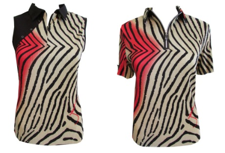 Jamie Sadock Ladies Sleeveless and Short sleeve Golf Shirts – Firework