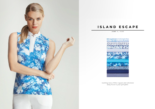 Tail Fall 2016 Island Escape collection