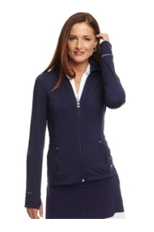Golftini Ladies GT Tech Golf Jackets - Navy