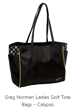 Greg Norman Ladies Golf Tote Bags - Calypso