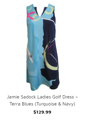 jamie sadock dress