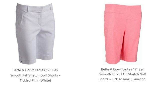 bette and court ladies capri pants