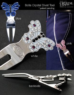 Bella Crystal Divot Repair Tools