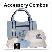 Ladies Golf Accessory Bag Combos