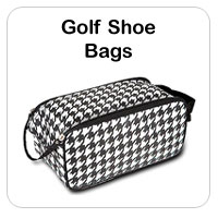 Ladies Golf Shoe Bags