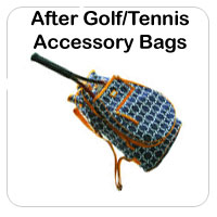 Ladies After Golf/Tennis Accessory Bags