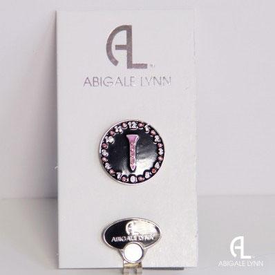 Abigale Lynn Ladies Visor Clip & Ball Markers
