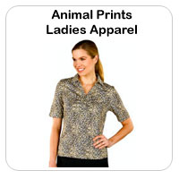 Animal Print Ladies Apparel
