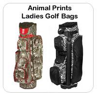 Animal Print Golf Bags