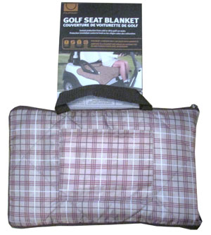 Classic Accessories Golf Cart Seat Blanket Case