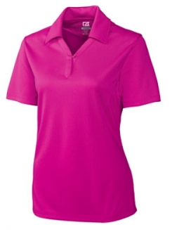 Cutter & Buck Ladies and Plus Size DryTec Genre Golf Shirts - Assorted Colors