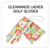 Clearance Golf Gloves