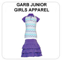 Junior Golf Girls Garb Outfits