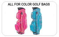 All for Color Golf Bags