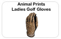 Ladies Animal Print Gloves