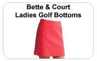 Bette & Court Ladies Bottoms