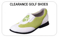Clearance Ladies Golf Shoes