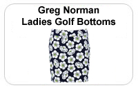 Greg Norman Ladies Golf Bottoms