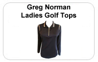 Greg Norman Ladies Golf Tops