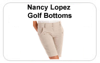 Nancy Lopez Ladies Golf Bottoms