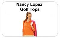 Nancy Lopez Ladies Golf Tops