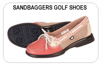 Sandbaggers Ladies Golf Shoes