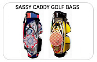Sassy Caddy Golf Bags