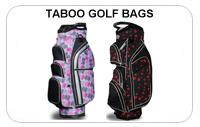 Taboo Golf Bags