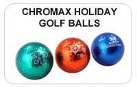 Holiday Golf Balls