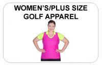 Women's/Plus Size Golf Apparel