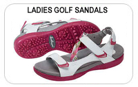 Ladies Golf Sandals