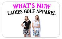 Womens Golf Apparel