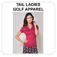 Tail Ladies Golf Apparel