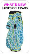 NEW 2012 Ladies Golf Bags
