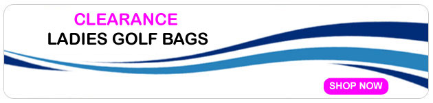 Clearance Ladies Golf Bags
