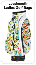 Loudmouth Ladies Golf Bags