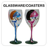 Glassware & Coasters