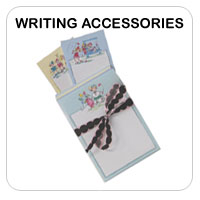 Greeting Cards, Note Pads & Desk Accessories