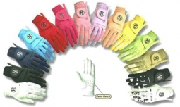 SPECIAL HJ Gripper Micro-Fiber Ladies Golf Gloves in 6 Colors (LH Only)