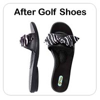 Ladies After Golf Shoes