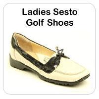 Ladies Sesto Golf Shoes