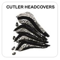 Cutler Golf Club Headcovers